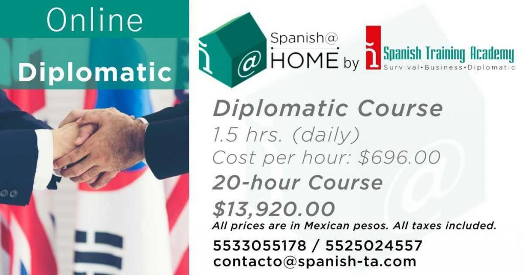 diplomatic course